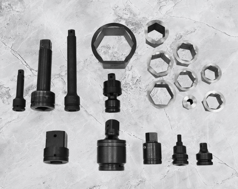 Torque Repair Services - producten - verhuur - Accessoires tools