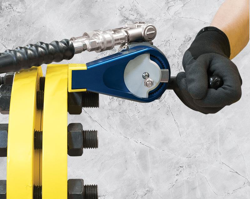 Torque Repair Services - producten - verhuur - Flensbewerkings Gereedschap tools
