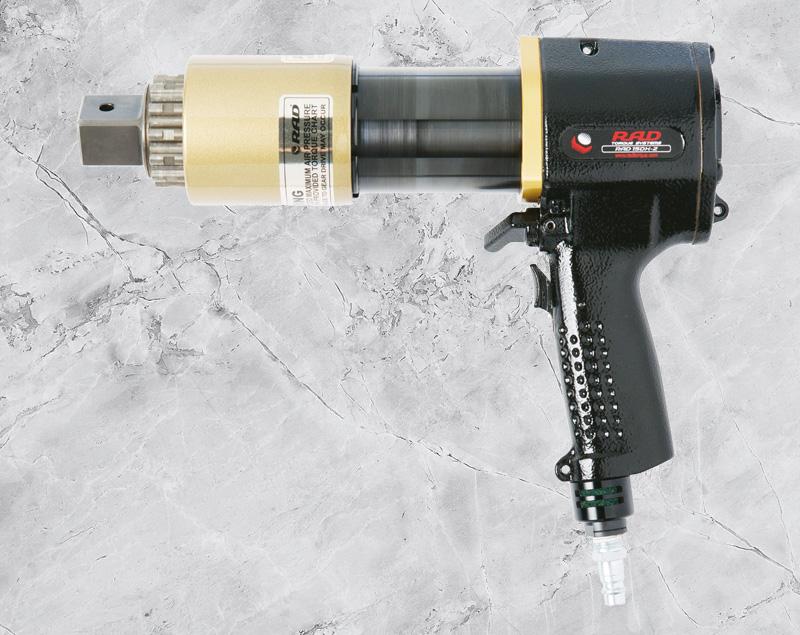 Torque Repair Services - producten - verhuur - Pneumatische Moeraanzetters