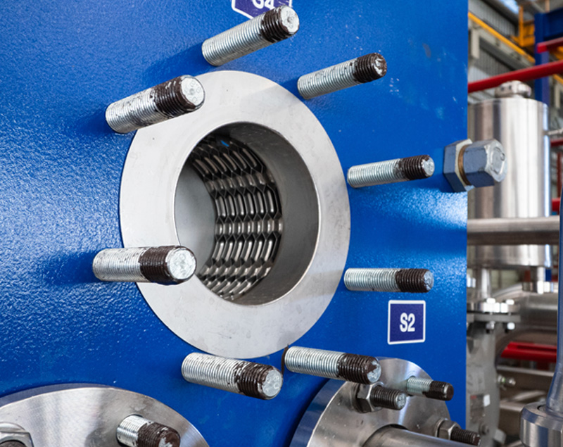 Torque Repair Services - products - rental - Maintenance tools for Heat Exchangers
