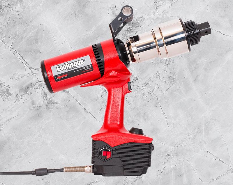 Torque Repair Services - producten - verhuur - Elektrische Momentsleutels evotorque