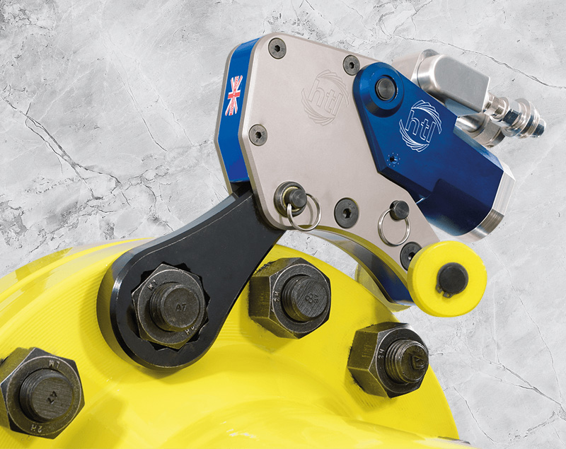 Torque Repair Services - Rent Hydraulic Torque Wrenches HTL R