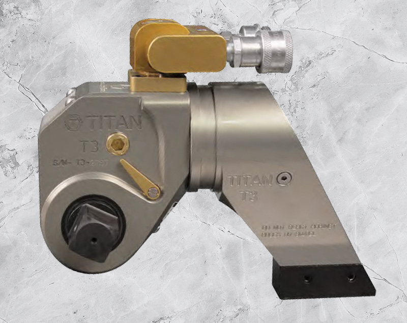 Torque Repair Services - Rent Hydraulic Torque Wrenches Titan