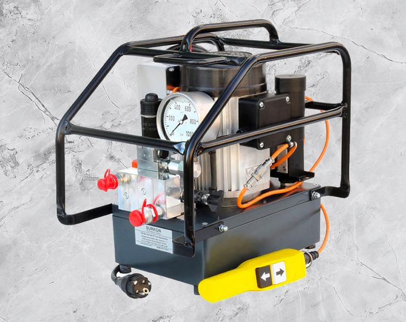 Torque Repair Services - producten - verhuur - Hydraulische pompgroepen