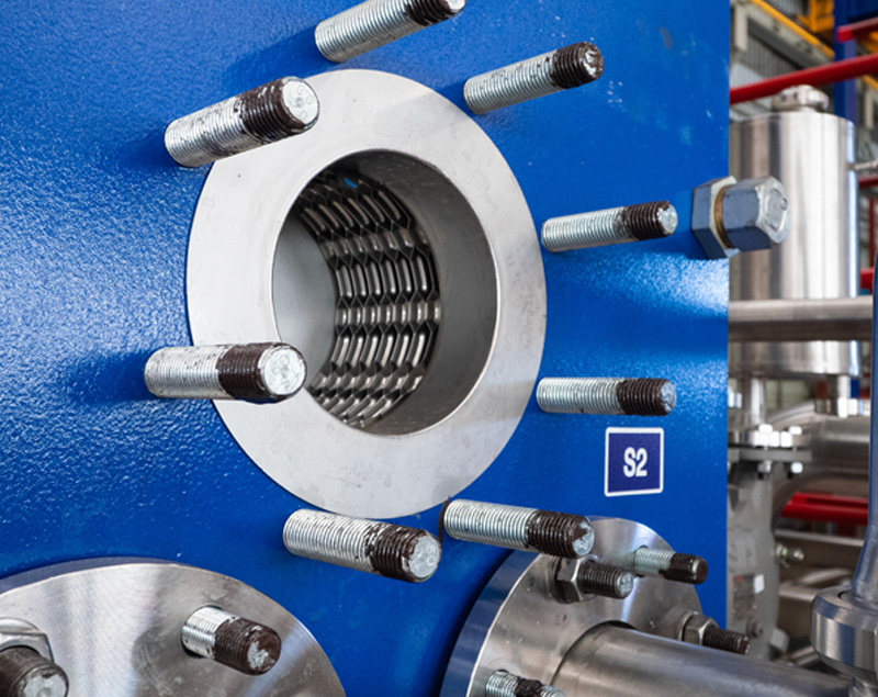 Torque Repair Services - products - sales - Tools for Heat Exchangers